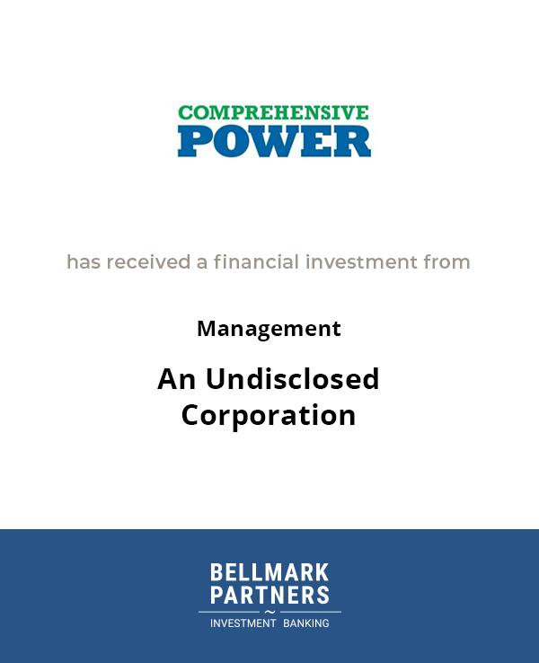 Comprehensive Power Inc
