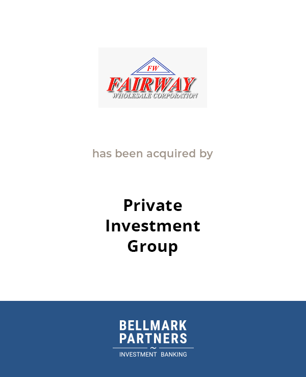Fairway Wholesale Corporation