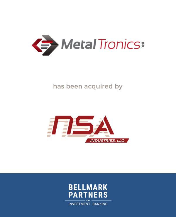 Metal Tronics Inc