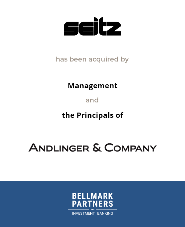 Seitz Corporation
