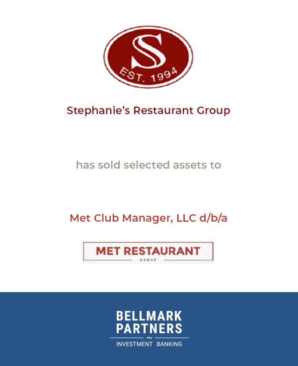 Stephanie's Restaurant Group