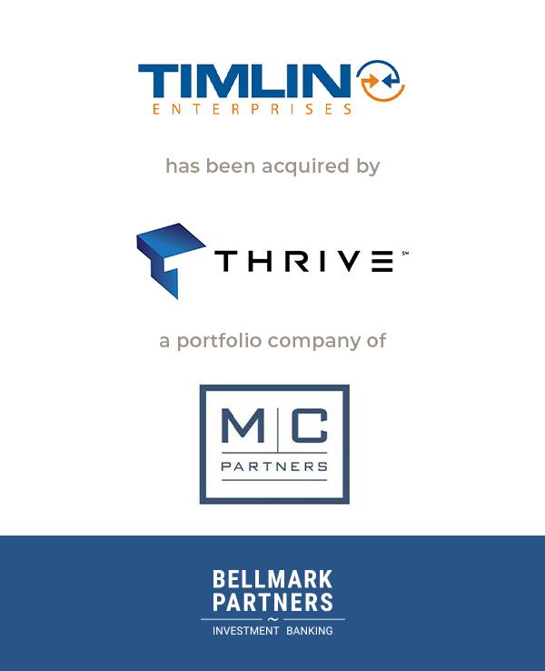 Timlin Enterprises Inc